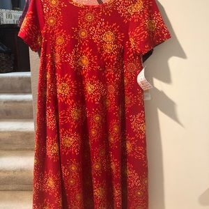 Lukarore Carly NWT xs sunburst  color